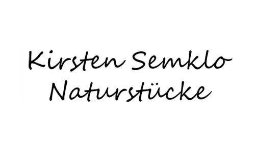 Kirsten Semklo Naturstücke